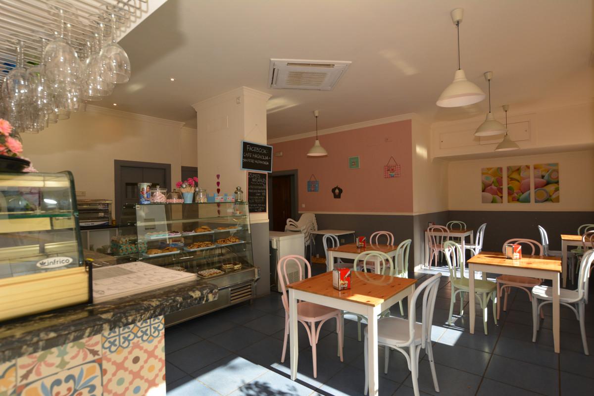 Café  en venta    en San Pedro de Alcántara
