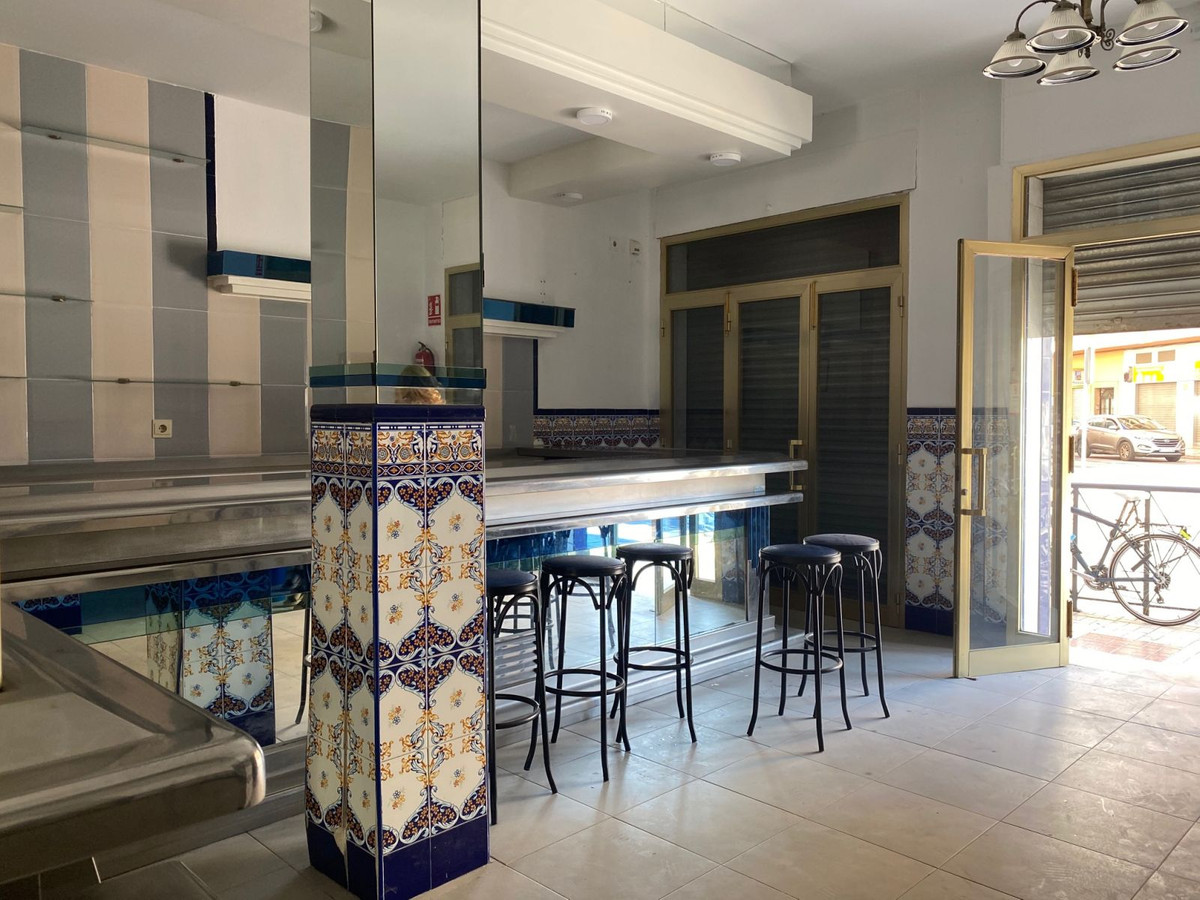 Restaurant, Malaga Centro, Costa del Sol. Built 94 m², Terrace 10 m².  Setting : Town, Commercial Ar,Spain