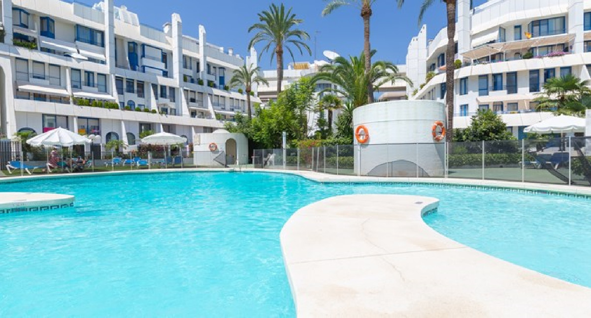 Magnificent and immaculate duplex apartment In Marbella House. One of the most favourites complexes ,Spain