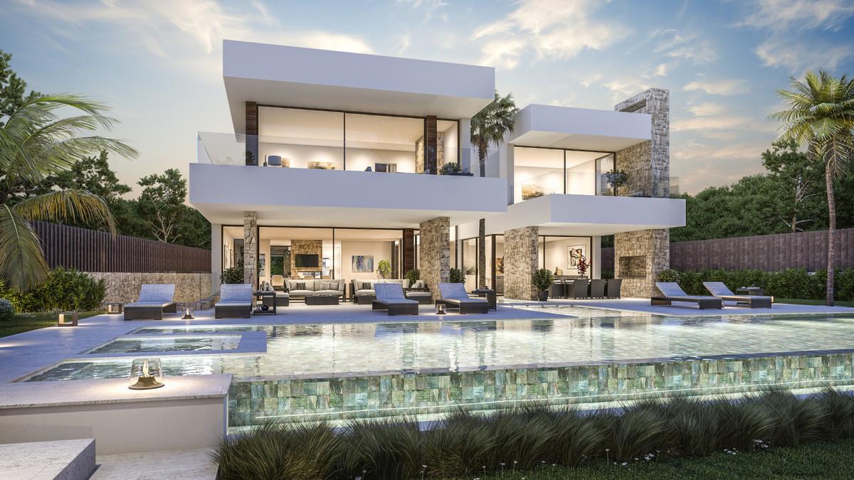 Domy na sprzedaż w Marbella MV4518779