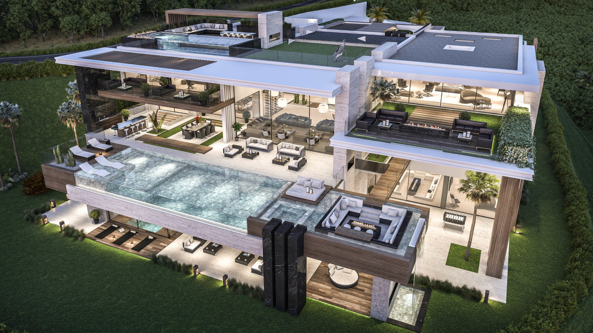 House in Benahavís R3454222 2