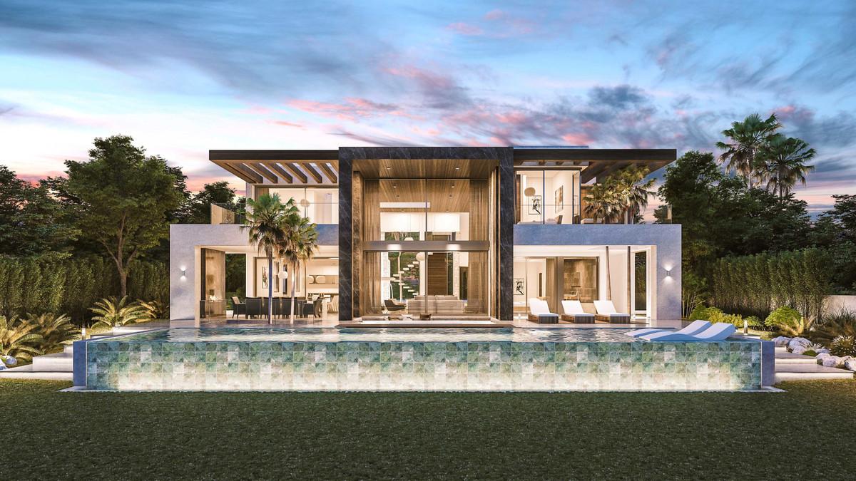 Villas in Estepona R3414301