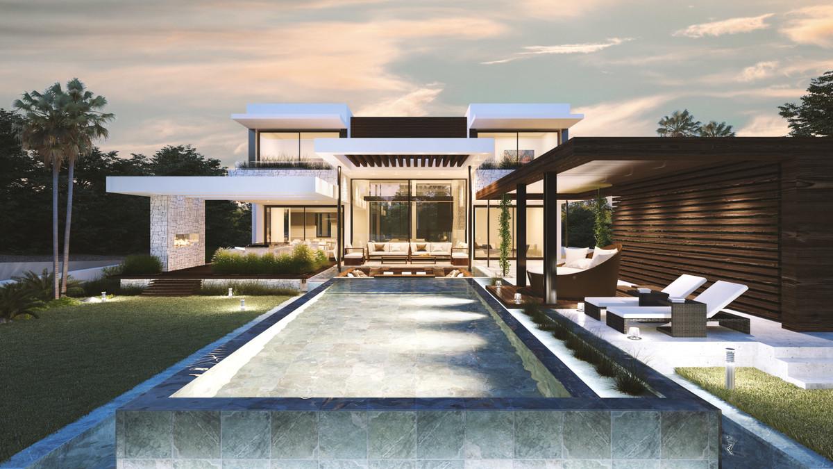 Ref:R3414298 Villa For Sale in Estepona