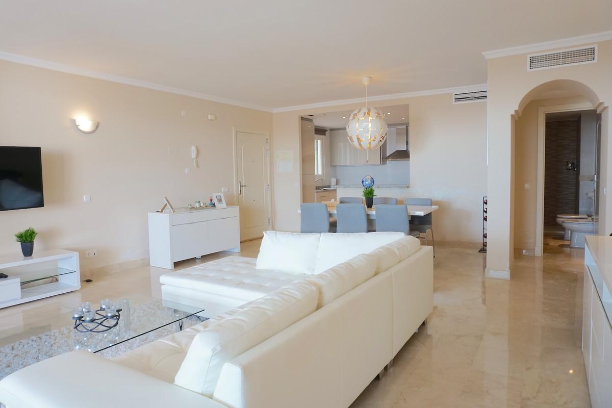 Middle Floor Apartment Calahonda