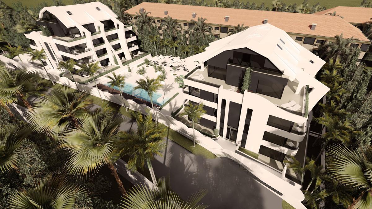 Middle Floor Apartment Carib Playa