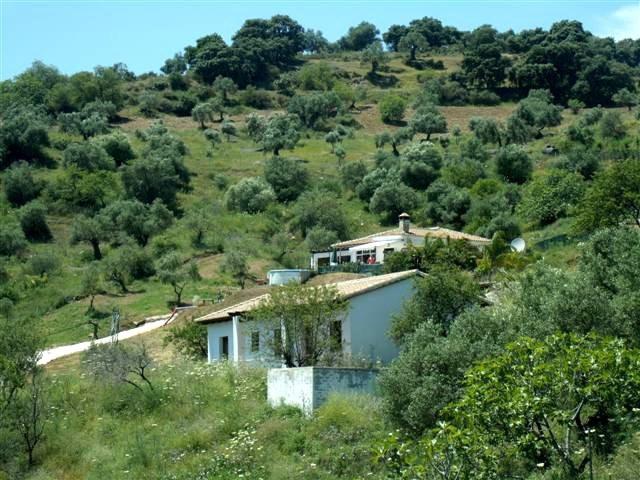 Villa for Sale in Tolox, Costa del Sol