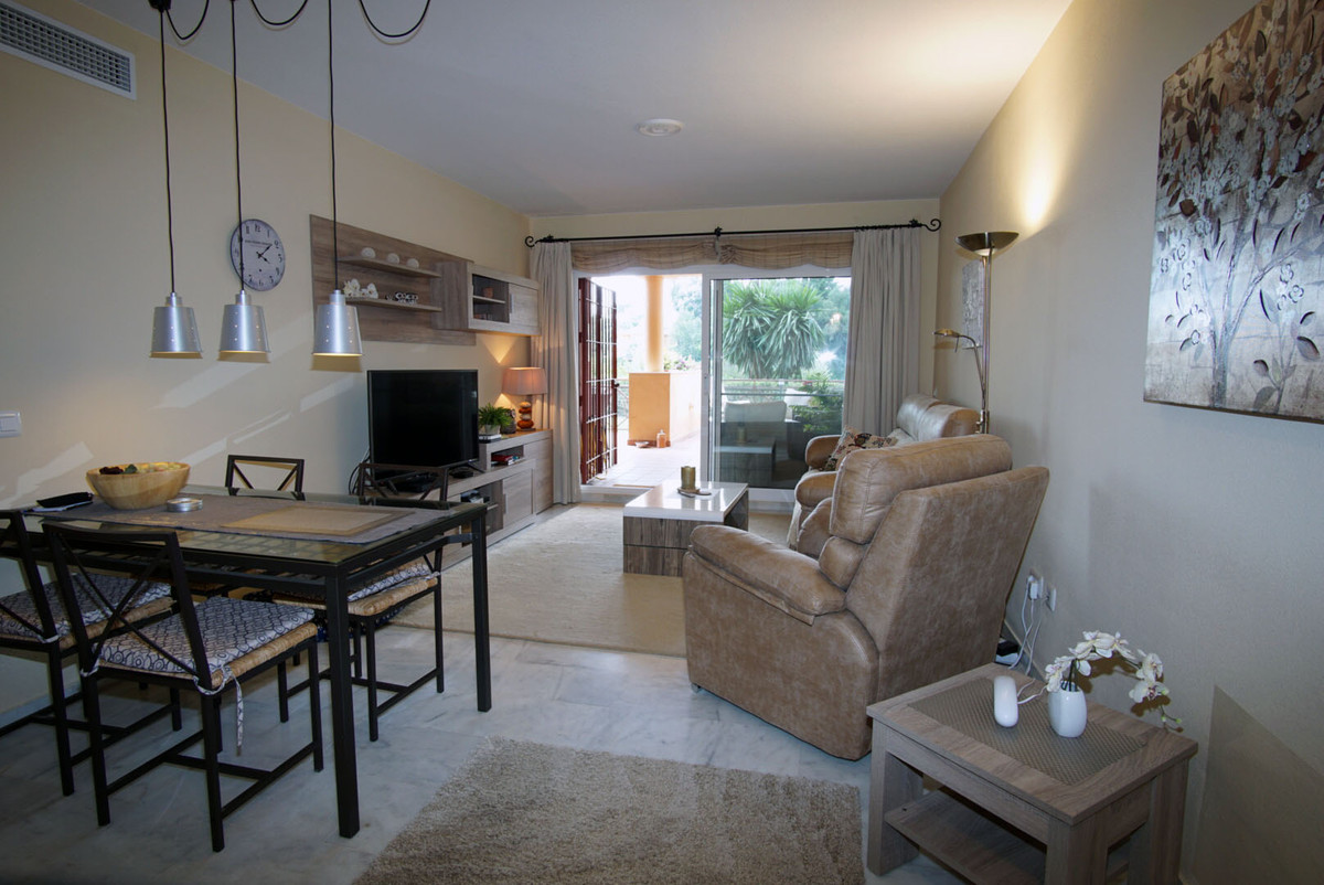 Ground Floor Apartment Reserva de Marbella