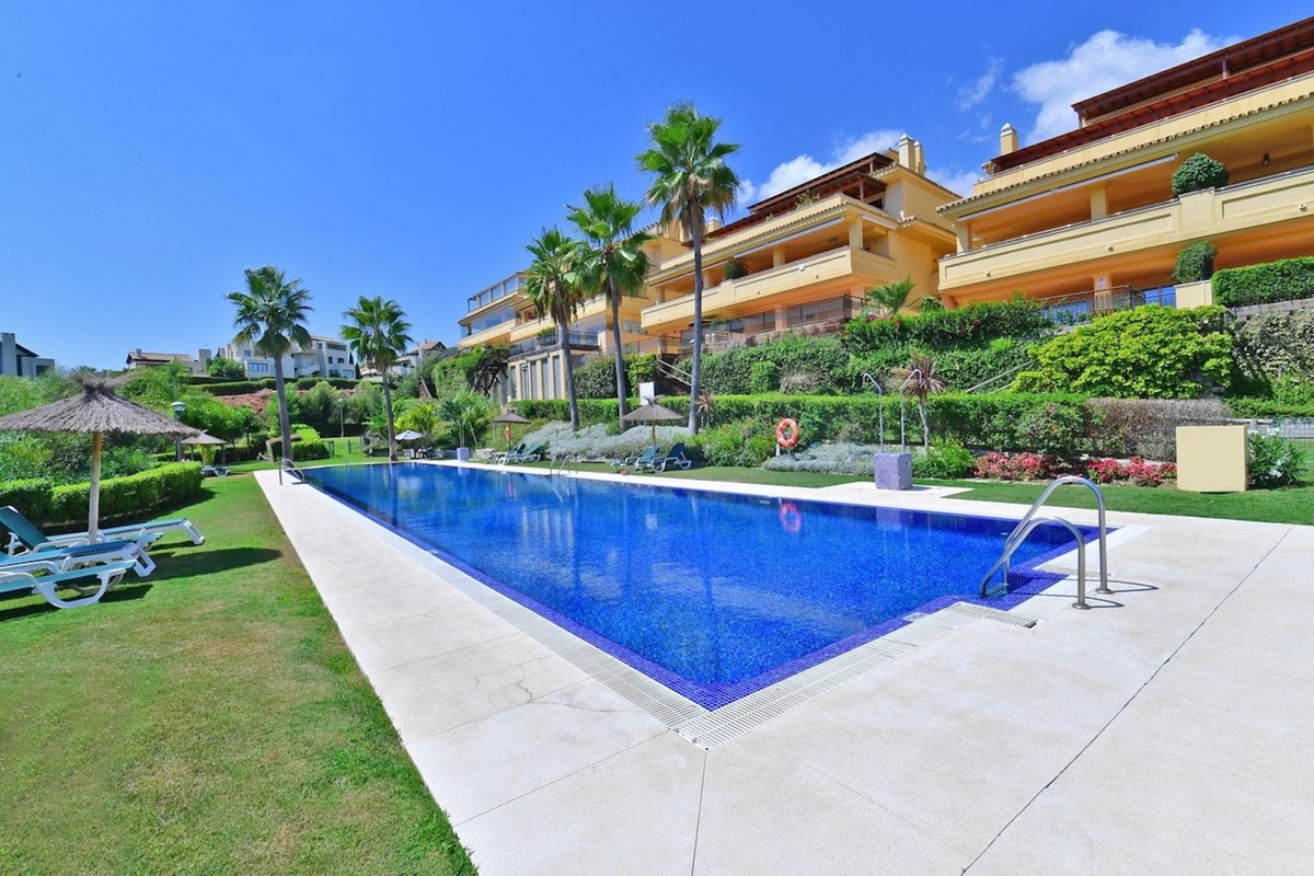 Luxury 3 bedroom apartment, located in Sierra Blanca, in a prestigious and elegant area of the coast,Spain