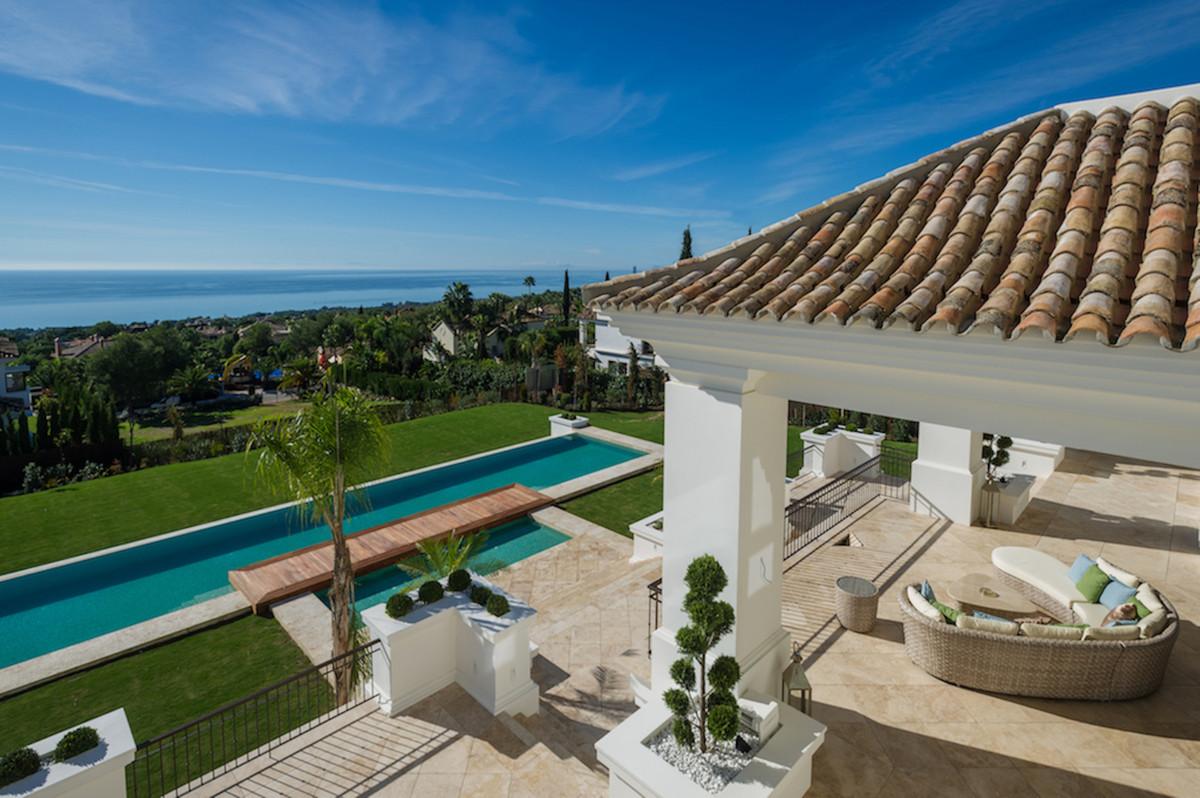 Villa Individuelle à Sierra Blanca, Costa del Sol