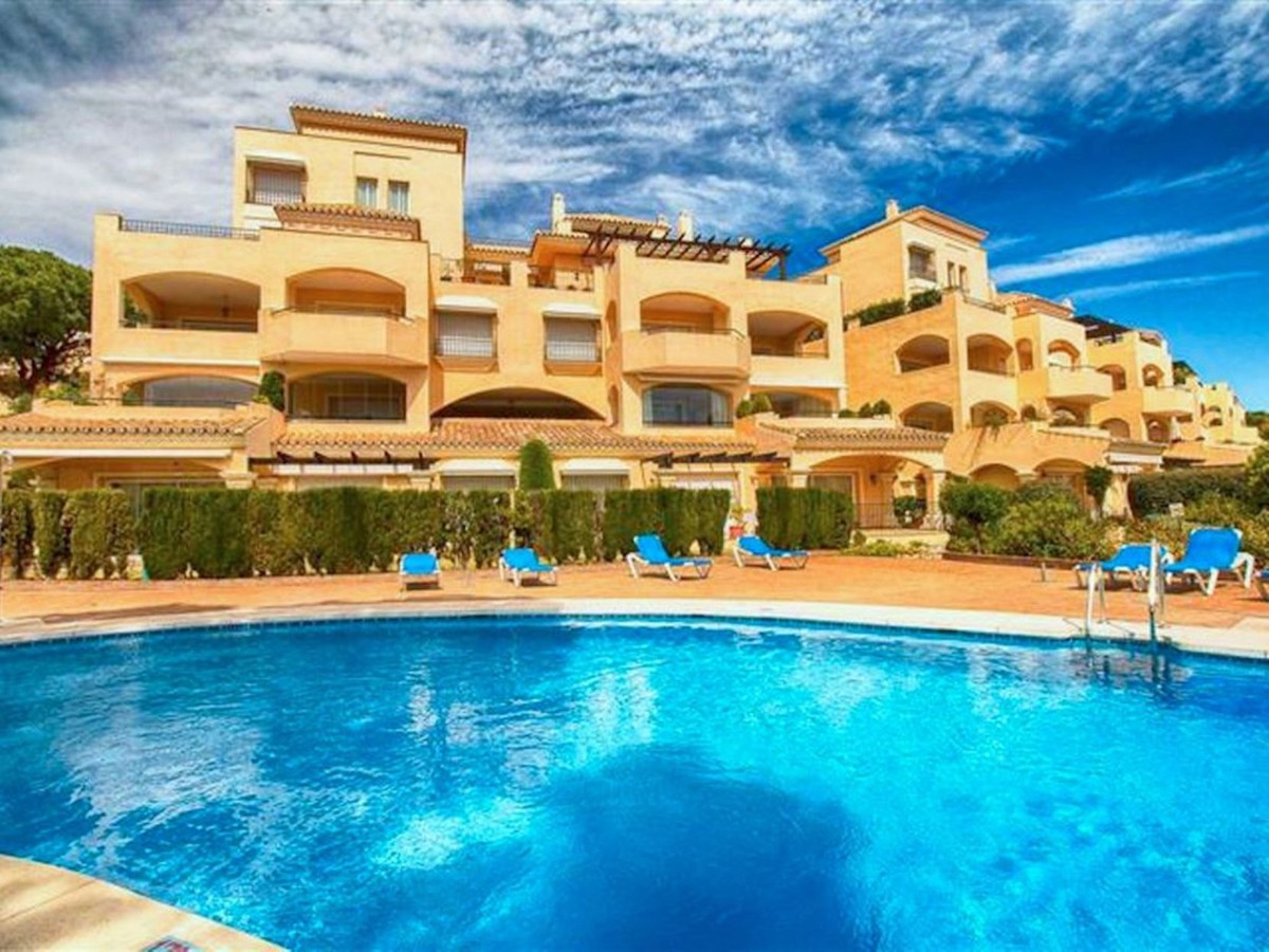 Fantastic apartment located in a gated residential complex with tropical gardens and a fabulous pool,Spain