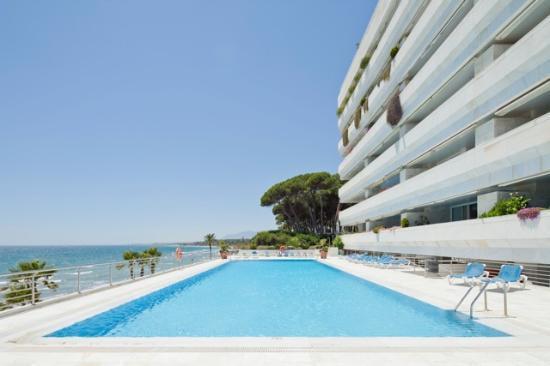 Mitte Stock Wohnung in Marbella R2839580
