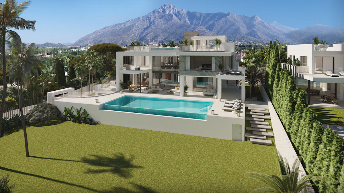 Villas in Marbella R3306982