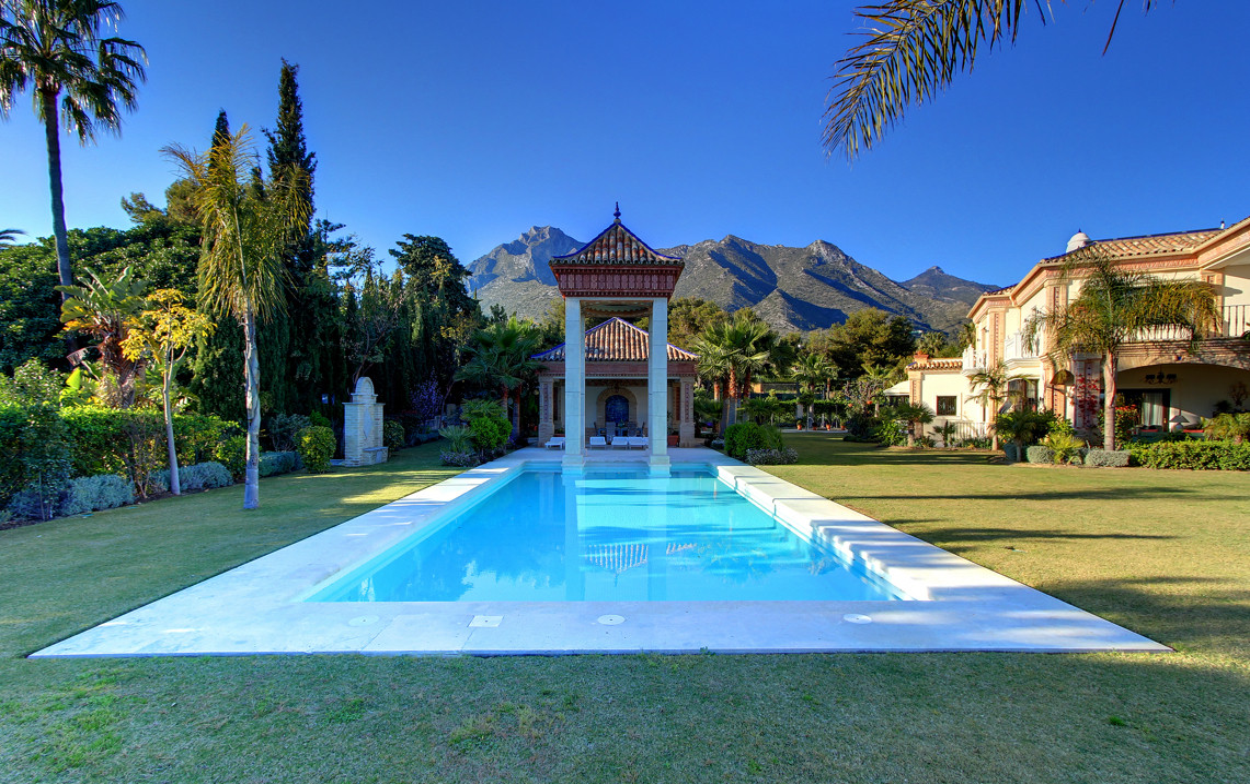 Detached Villa for sale in Marbella R3041377