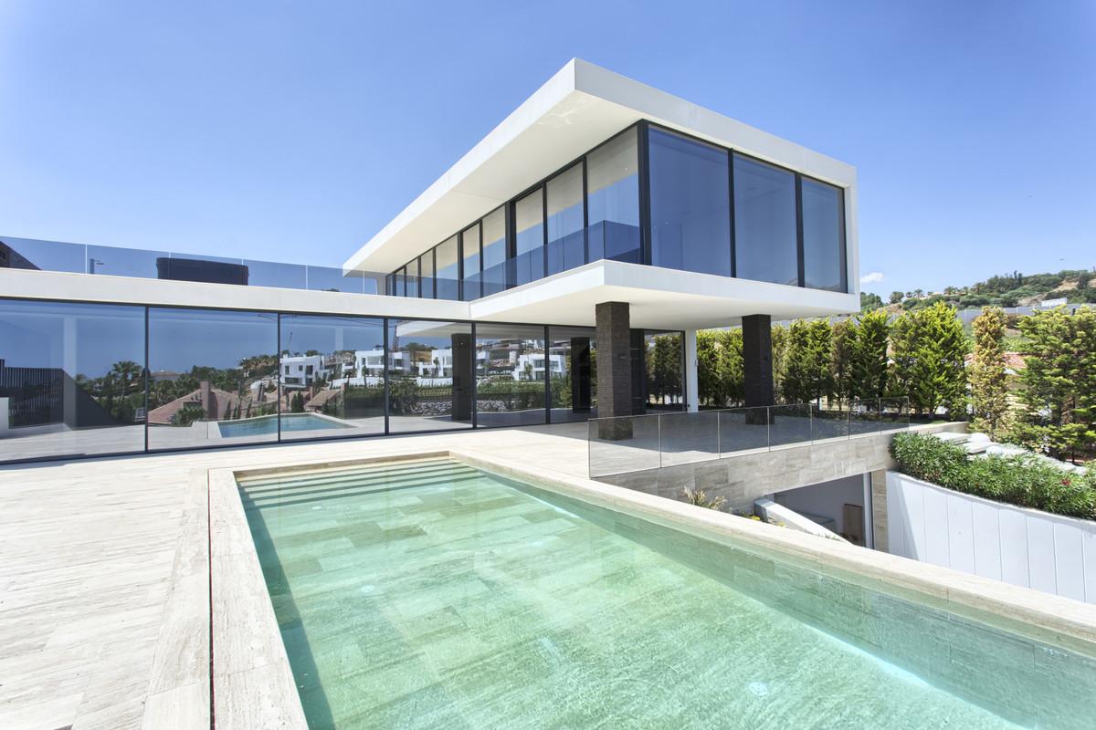 Villa Dreamhouse   Urb. Haza del Conde, Nueva Andalucia, Marbella   New top quality, contemporary vi,Spain