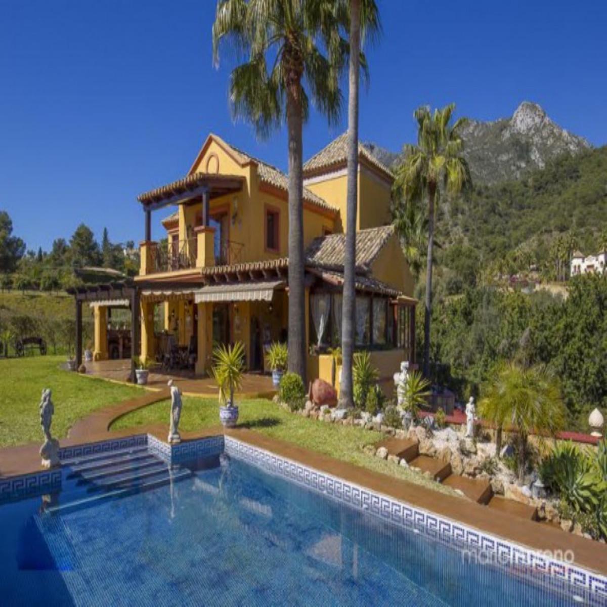 "Beautiful Villa in ""Cascada de Camojan"". This Villa has been built in 2003, since then it ,Spain"