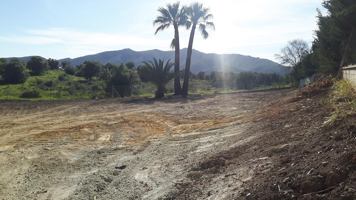 Large plot of 2.137m2 located between Torremolinos and Cortijo de Mazas in Malaga with excellent vie,Spain