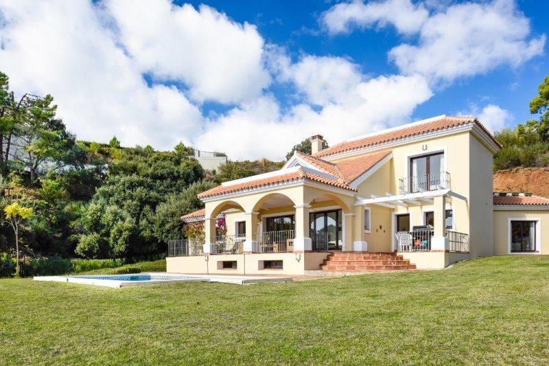 Villa  Independiente en venta   en Benahavís
