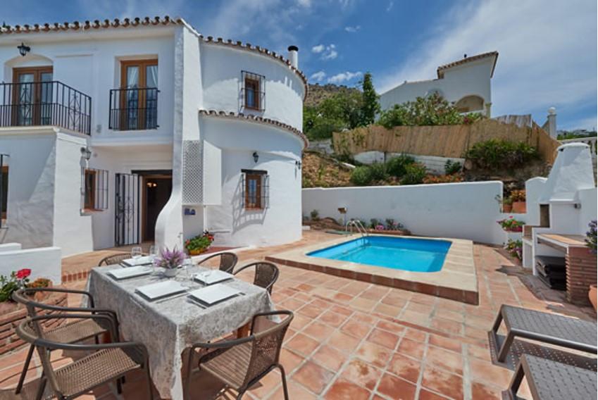 Villa  Pareada en alquiler  en Mijas