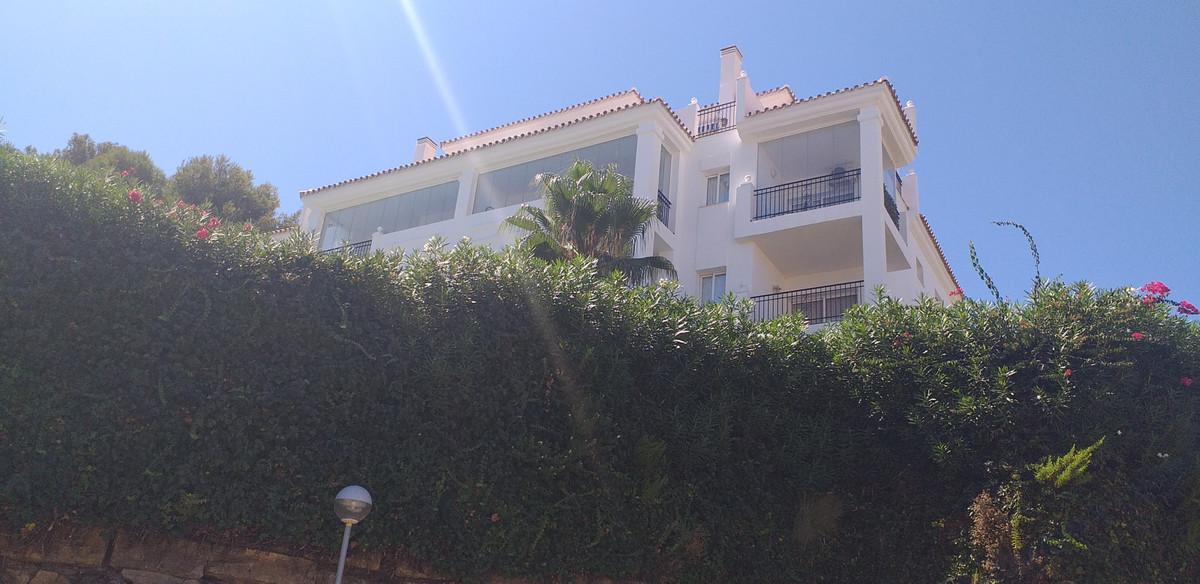 Unique, spacious 1 bedroom Penthouse.  Superb wrap around terrace for outdoor living.  Miraflores, C,Spain