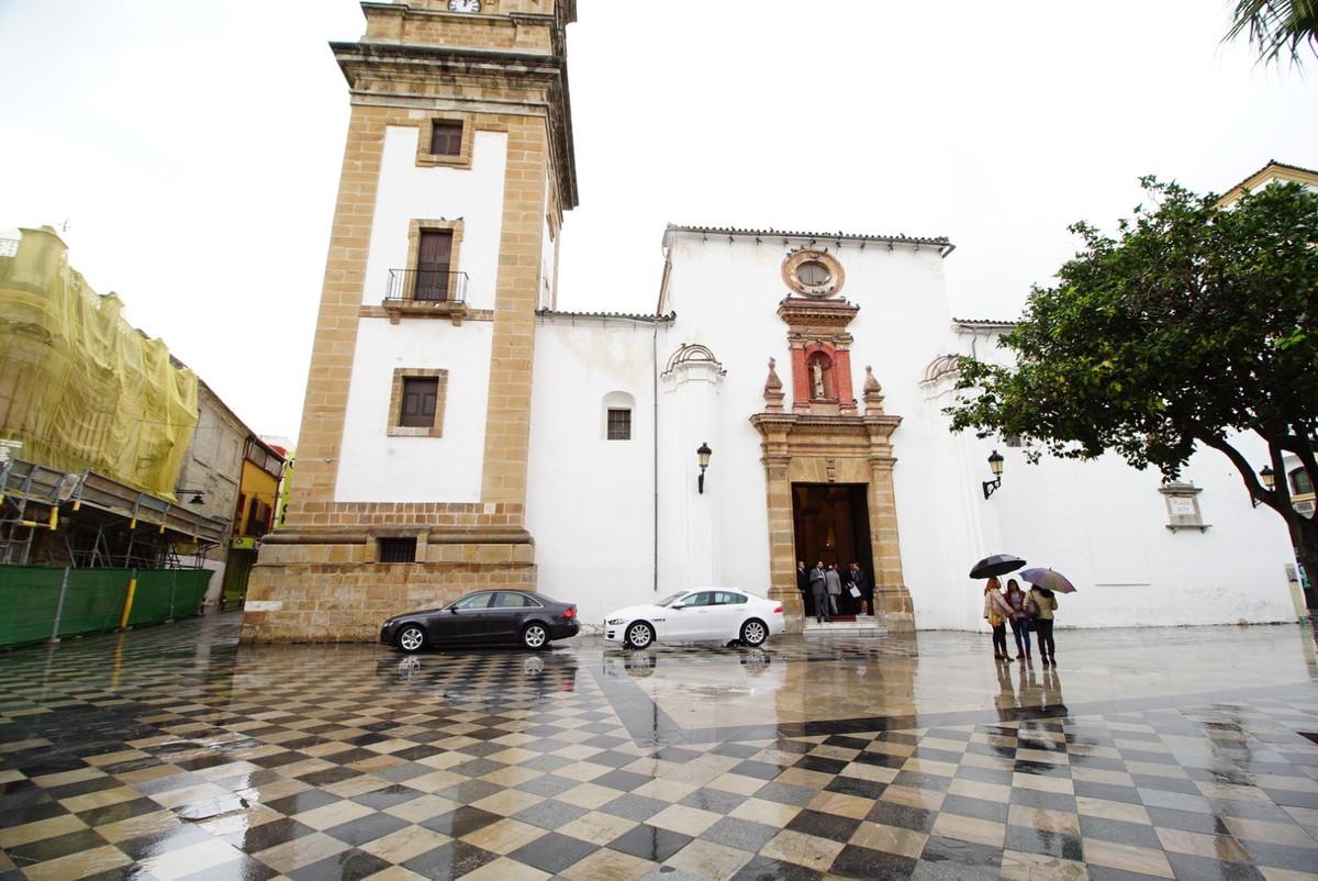 Urban plot close to the port of Algeciras, all the amenities near.,Spain