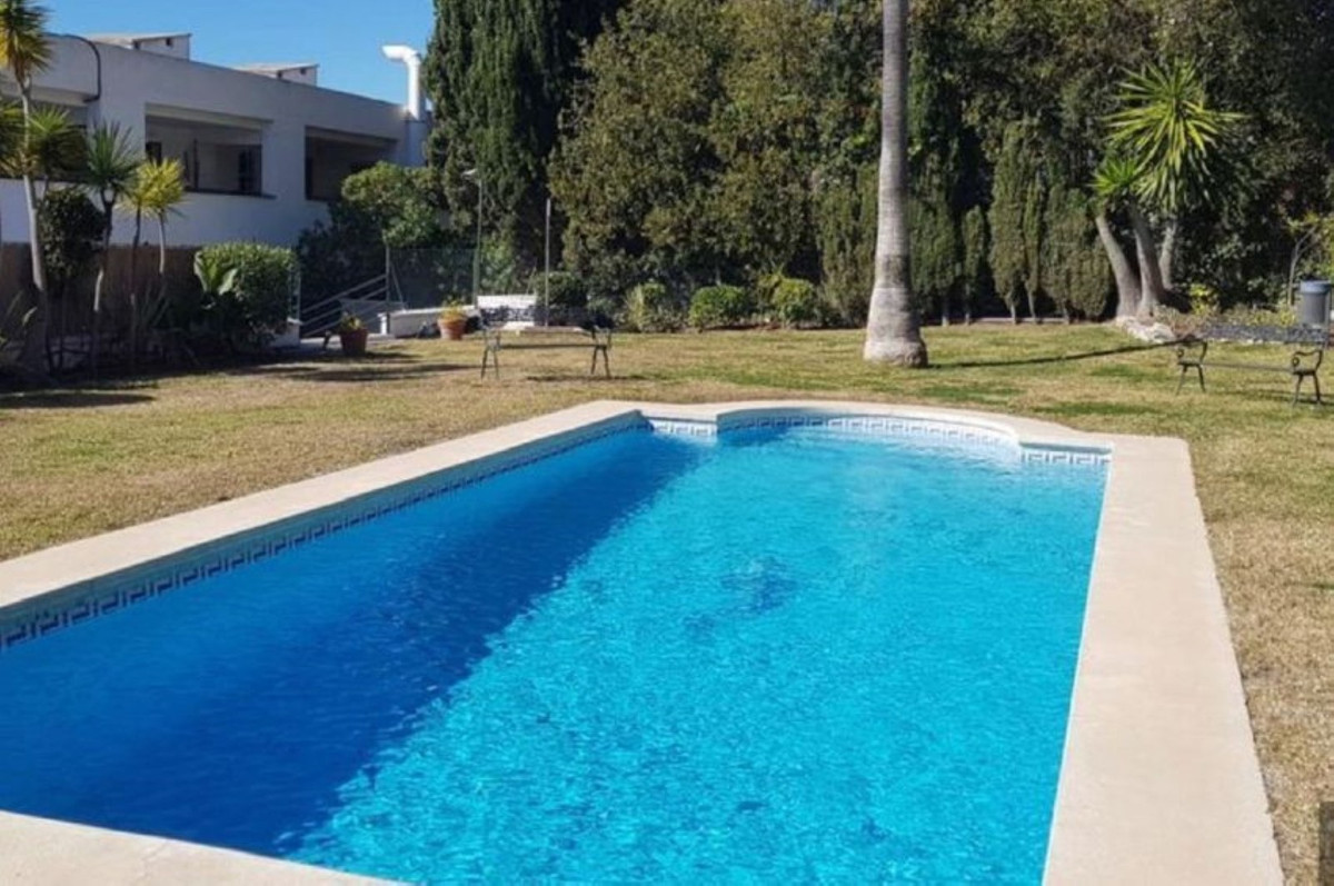 Nice flat a few steps from the beach just before the entrance of Marbella close to beach bars and re,Spain