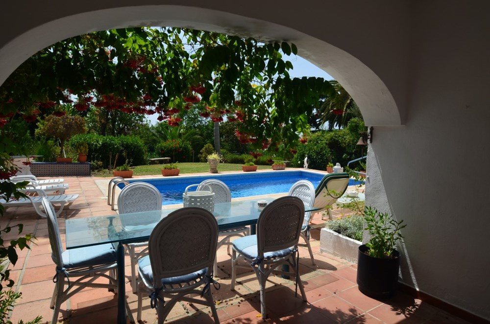 Villa Detached in Guadalmina Alta, Costa del Sol
