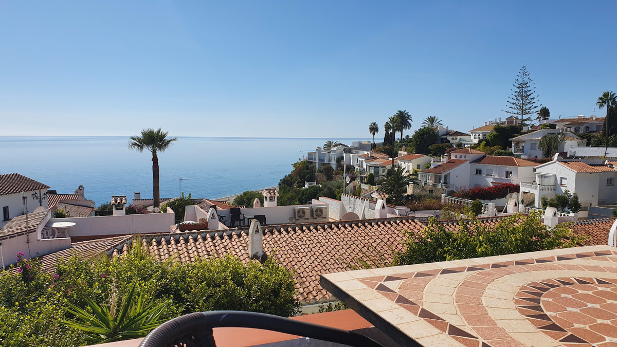 For sale we have a lovely 2 bedroom semi-detached house with south facing sea views in the very soug,Spain