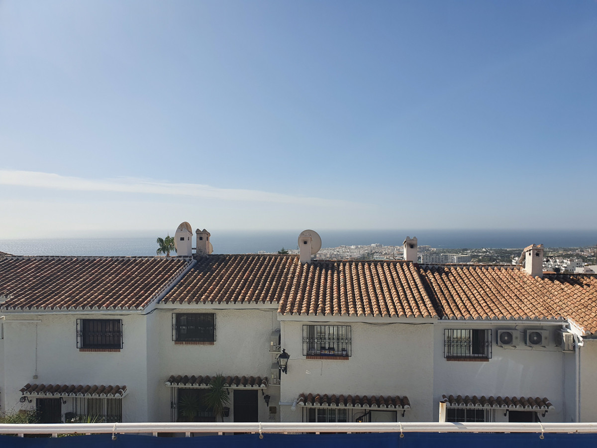 A 2 bedroom townhouse with access to a communal pool, south facing terraces benefiting from panorami,Spain