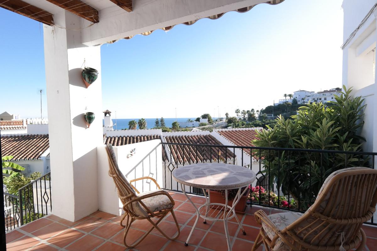 A 2 bedroom, 2 bathroom townhouse in the popular Tropicana urbanisation, a south facing terrace, bea,Spain