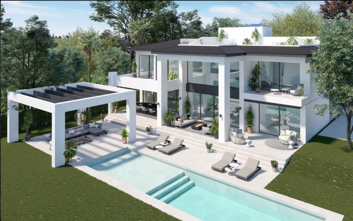 Villa, Detached  for sale    in Cortijo Blanco