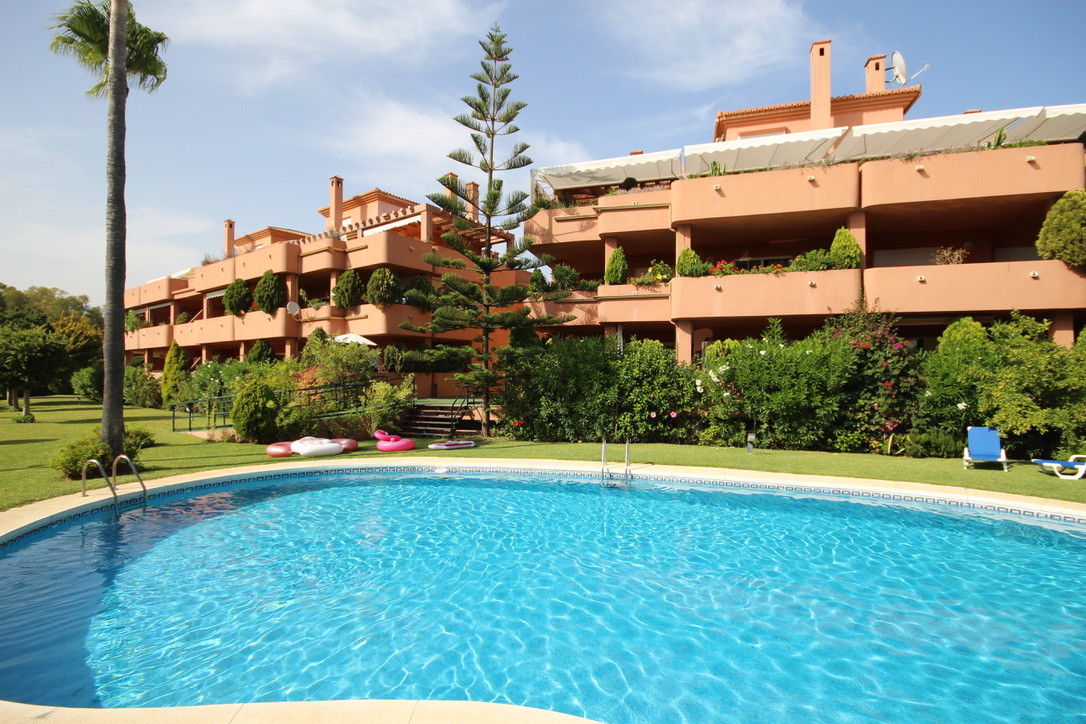 Apartment, Ground Floor  for sale    in Marbella