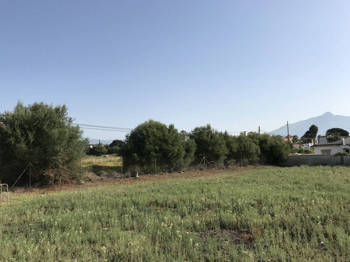 Plot  Residential  for sale   in San Pedro de Alcántara