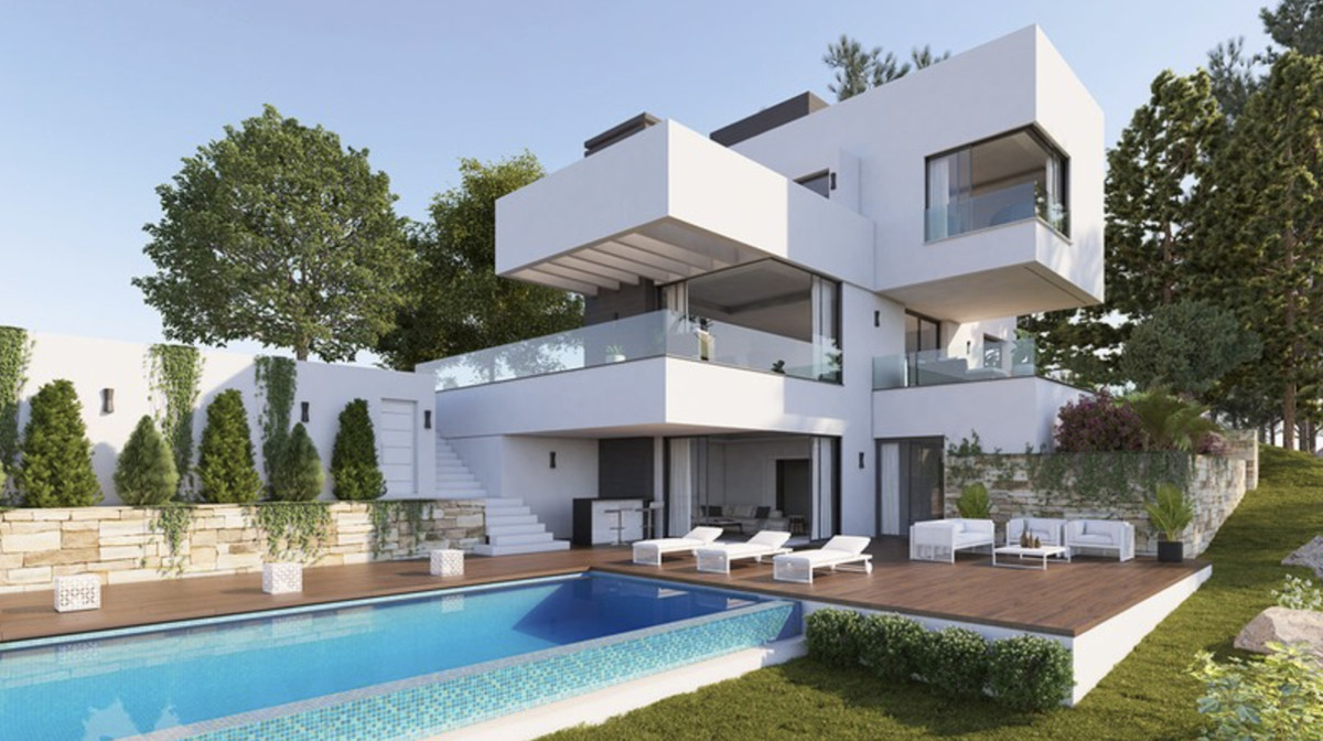 Villa, Detached  for sale    in Benahavís