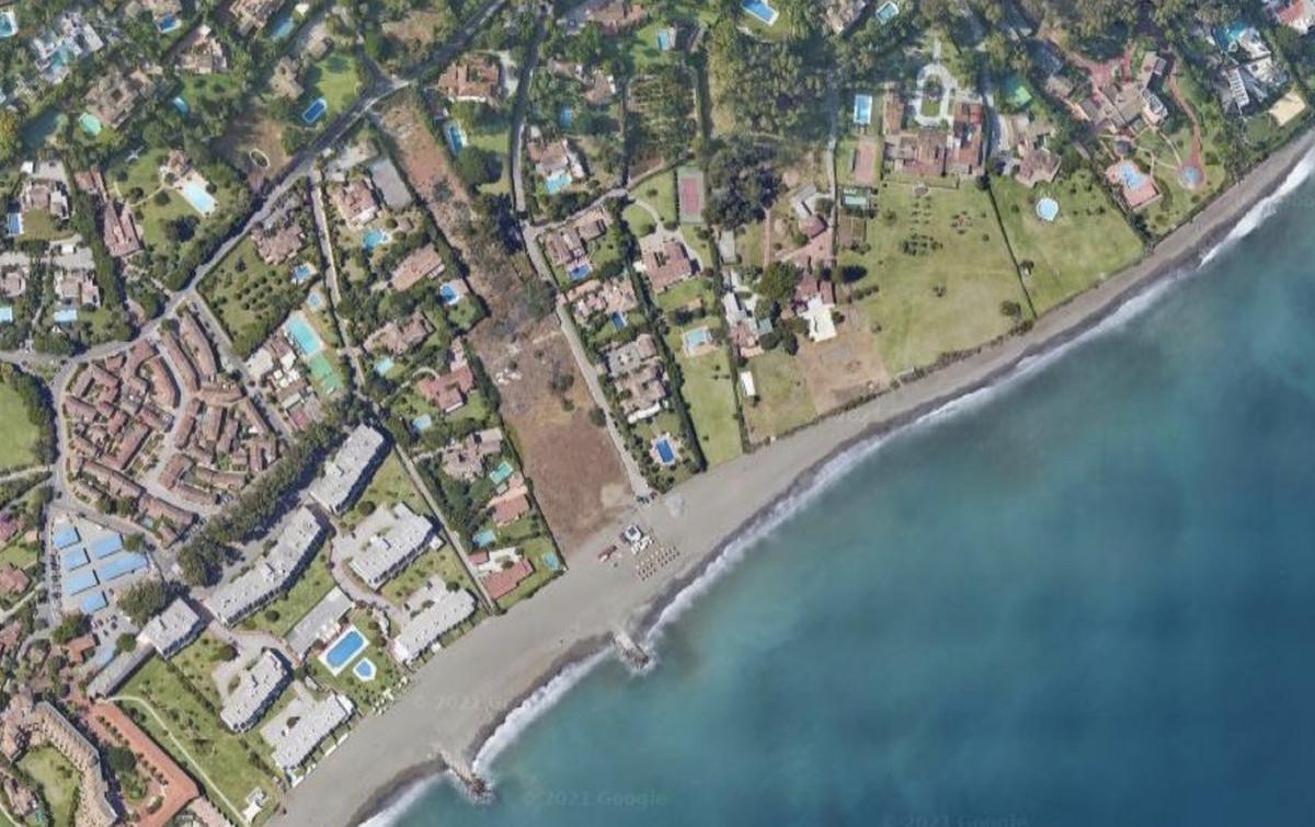 Terreno, Residencial  en venta    en Guadalmina Baja
