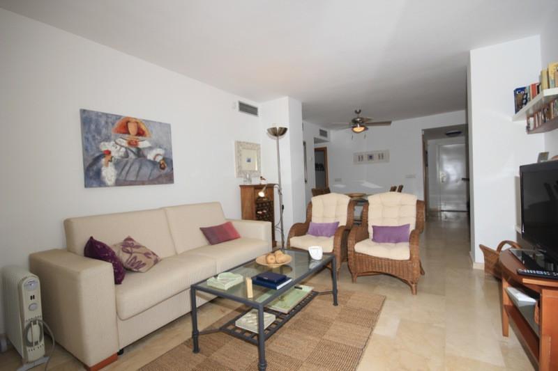 Apartamento Planta Baja en venta en Guadalmina Alta, Costa del Sol