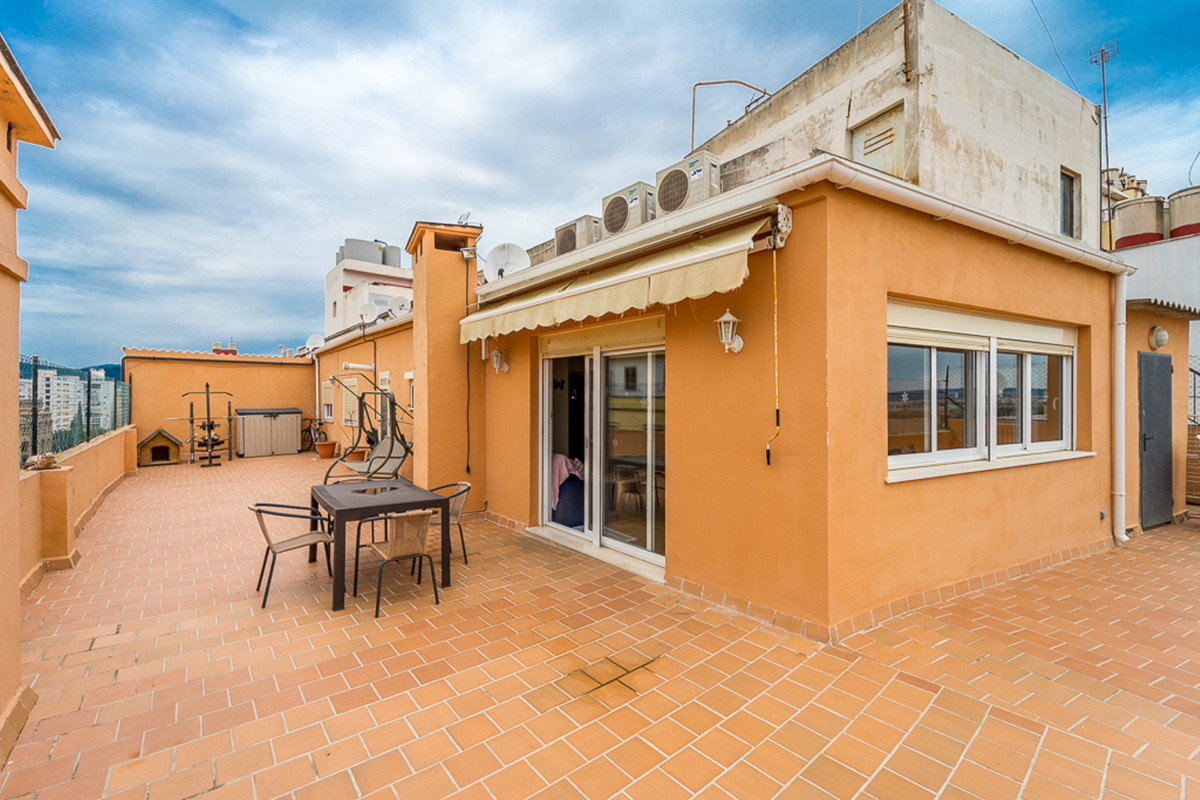 Penthouse in Eusebio Estada with large terrace of 176 m2. Currently Palma is considered one of the b,Spain