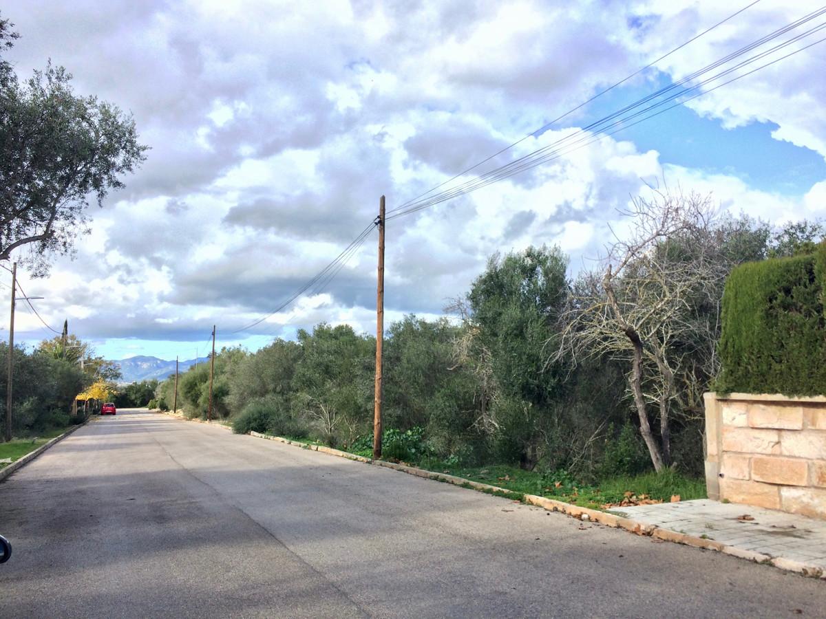 PLOT  IN MARRATXI FOR VILLA  IN SOLAR OF 888 M2 AREA OF SA COVA BAIXA,Spain