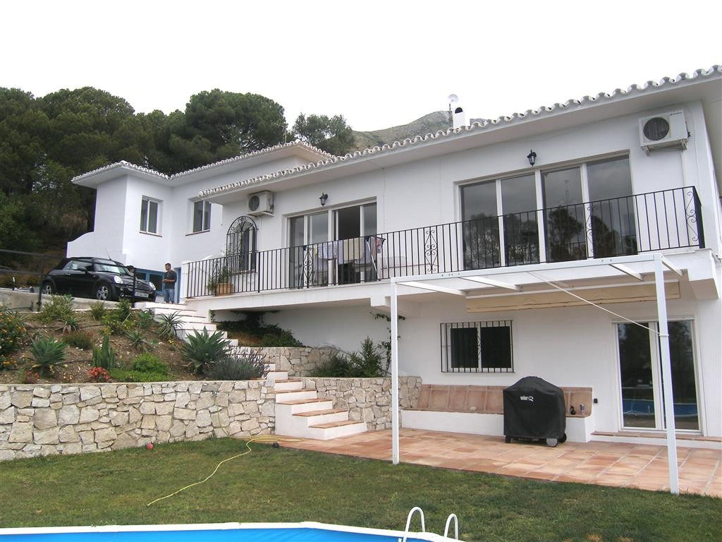 Villa Te Koop - Mijas
