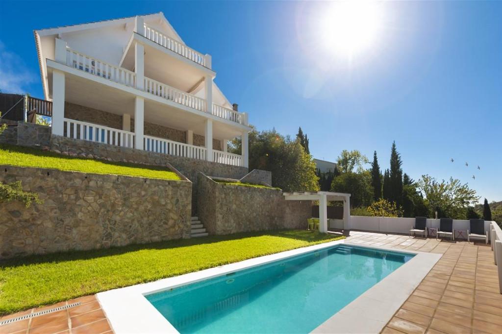 Fritliggende Villa i Mijas R2221886
