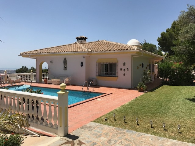 Villa Individuelle à Mijas, Costa del Sol