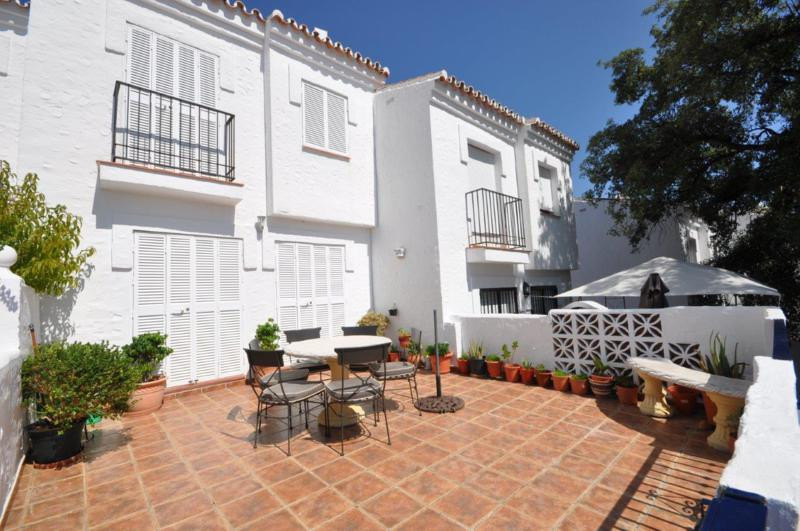 Townhouse - Los Monteros