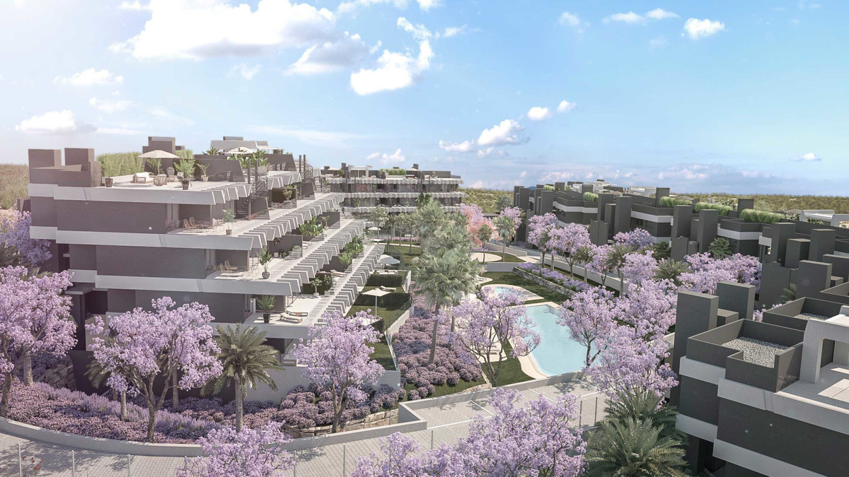 Apartamenty w Estepona R3304783
