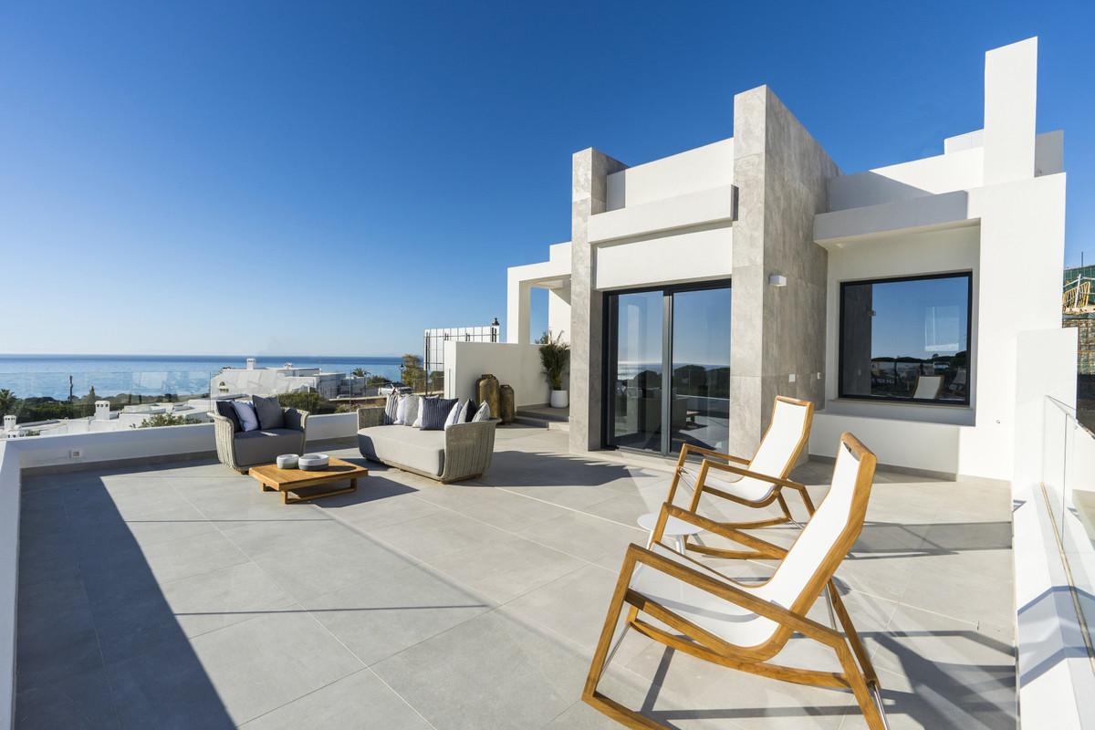 Villa  Adosada en venta   en Cabopino