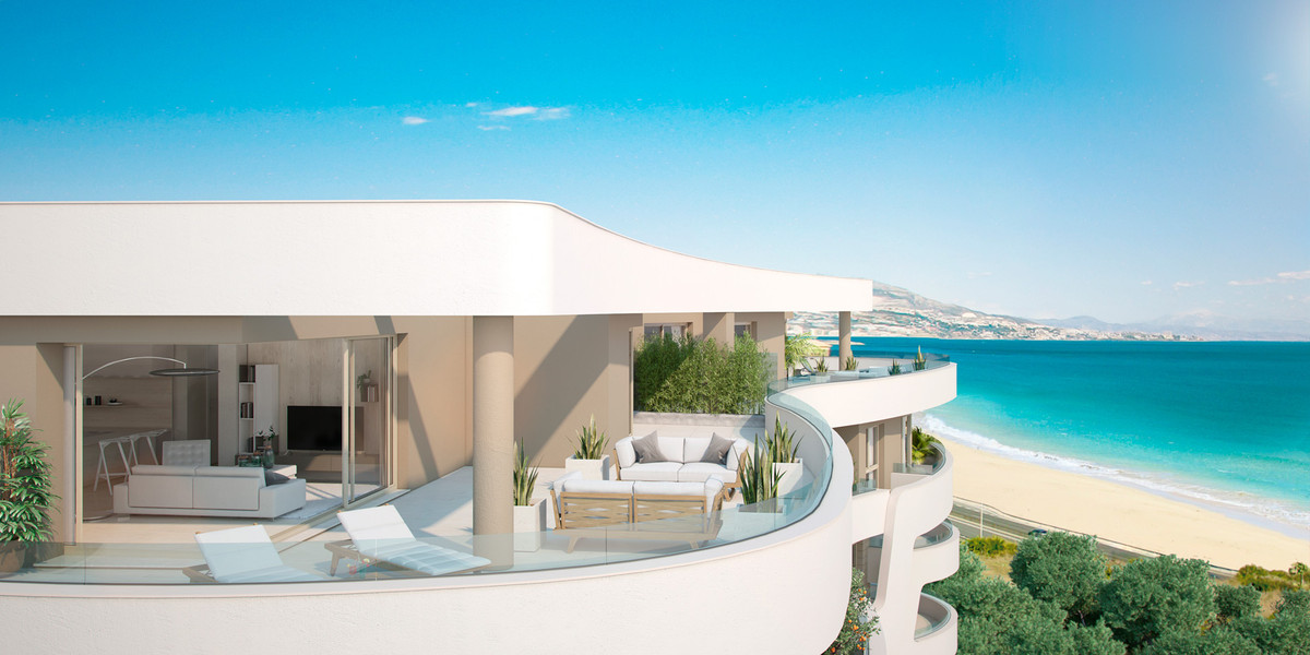 Aria by the beach is an off plan project of an exclusive gated complex with just 39 apartments place,Spain