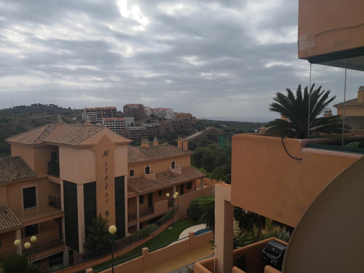 Nice three bedroom, two bath apartment in Mirador de Santa Maria Golf. Looking partially to the see ,Spain