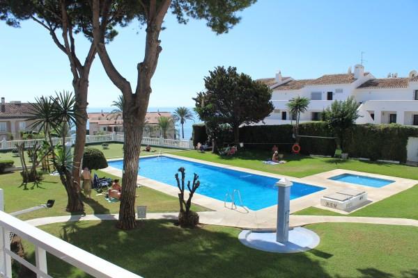 Fantastic Studio with Sea views -100 metres walking distance to the Beach.   Fantastic studio apartm,Spain