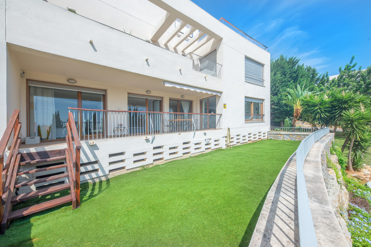 Appartement Rez-de-chaussée à Altos de los Monteros, Costa del Sol