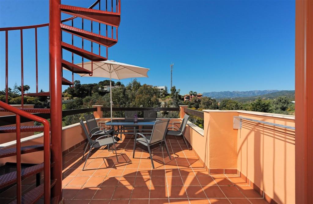 Penthouse Til salgs i Marbella R3823828