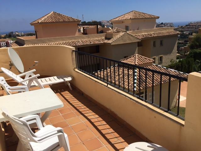 Penthouse Til salgs i Mijas Costa R3823834