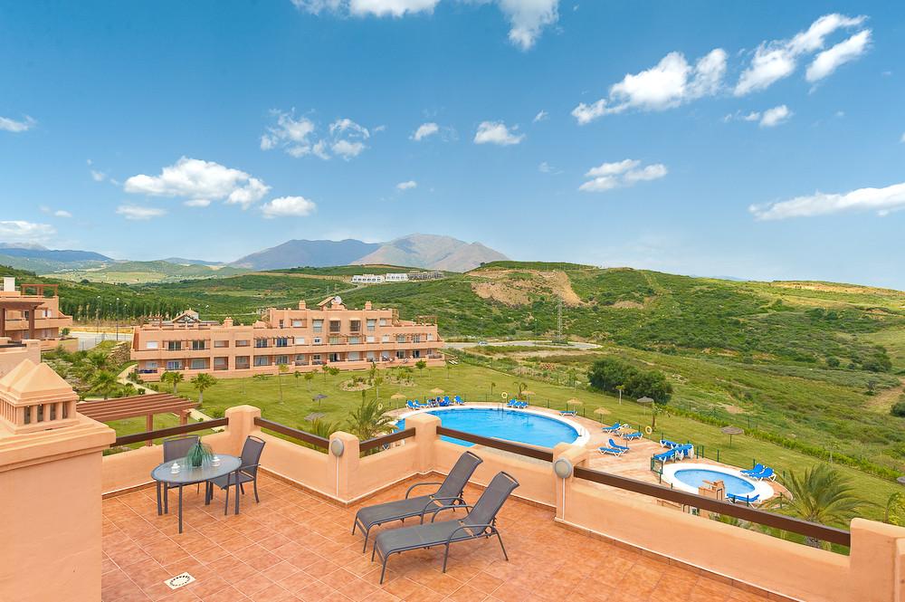 Penthouse in Casares Playa R132372